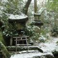 鳥兎神社 石祠
