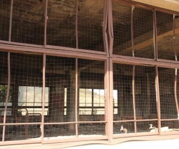 旧大野木場小学校被災校舎