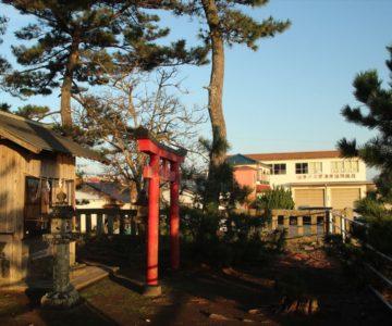 猛島神社 末社