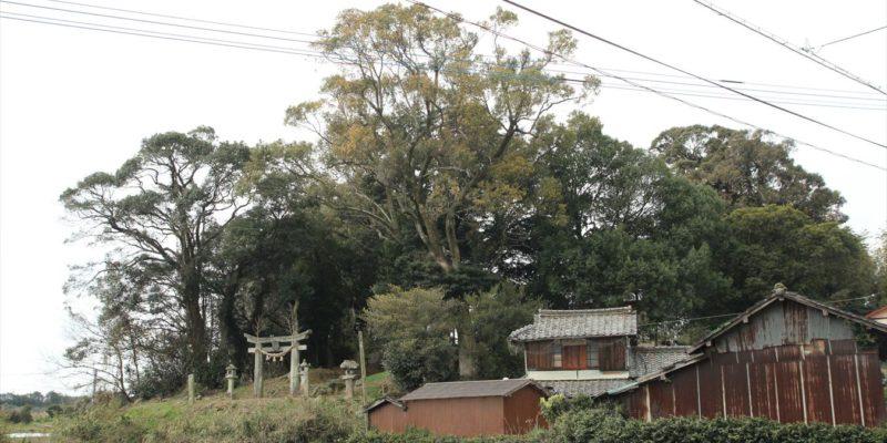 南島原市布津陽 熊野神社