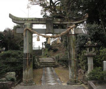 熊野神社 鳥居