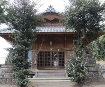 熊野神社 拝殿