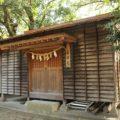 諏訪神社 神輿殿