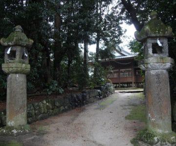大野温泉神社