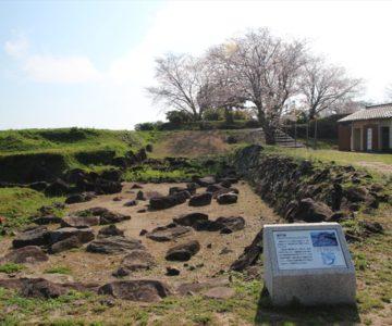 原城 埋門跡