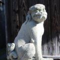 潜龍園神社 狛犬