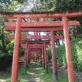 満島稲荷神社 千本鳥居