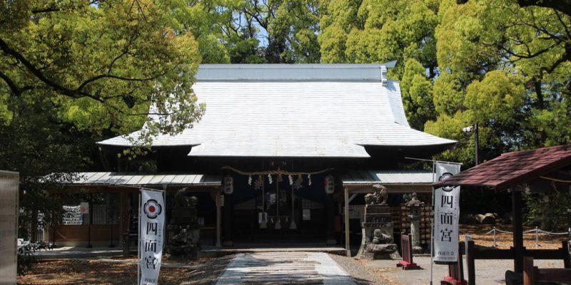 諫早神社 拝殿