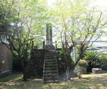 吾妻温泉神社 忠魂碑