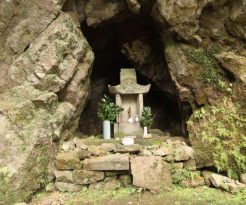 岩戸神社 水の神