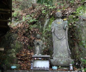 智恩洞 仏像