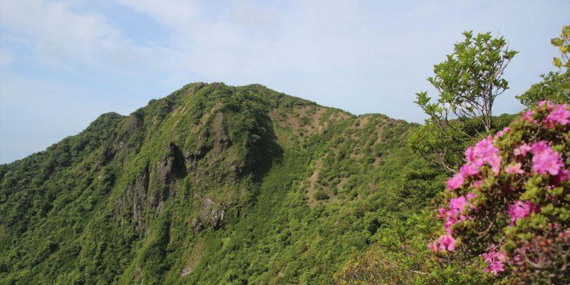普賢岳登山 妙見岳