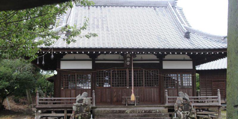 天満神社 拝殿