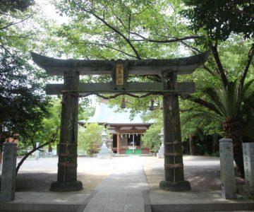 淡島神社 鳥居