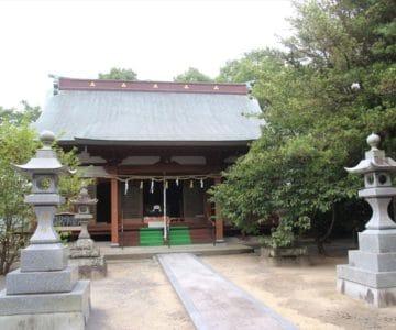 淡島神社 拝殿