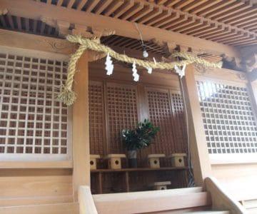 熊野神社 本殿