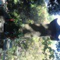 龍造寺隆信の墓