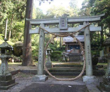 八坂神社 鳥居と茅の輪