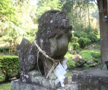 八坂神社 狛犬