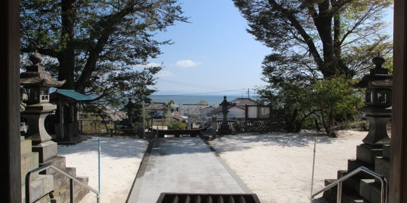 三会温泉神社
