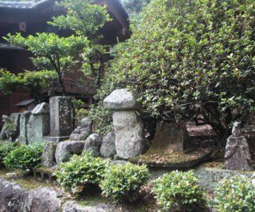 有明温泉神社 石碑石像