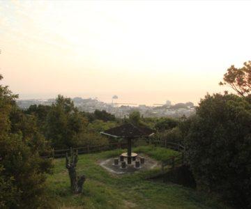 仁田団地第一公園 あずまや