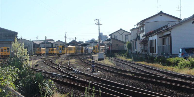 島原船津駅(旧名:南島原駅)