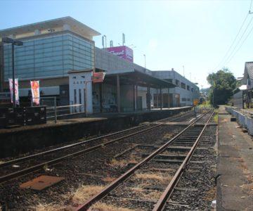 島原鉄道 島原港駅