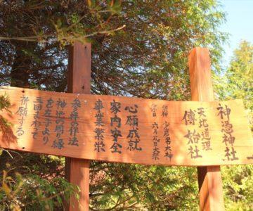 温泉神社 神憑神社</h3> <p></