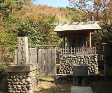 温泉神社 神憑神社