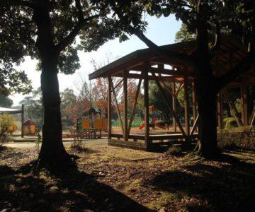 百花台公園 遊戯広場
