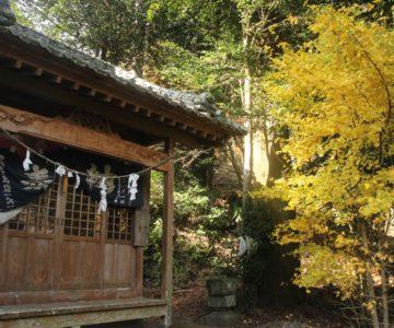 鳥兎神社 岩下神社