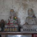 猿場稲荷神社 観世音菩薩像