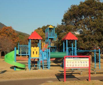 ひょうたん池公園 遊具