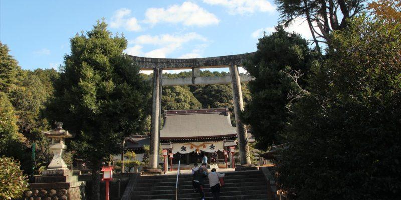橘神社 鳥居