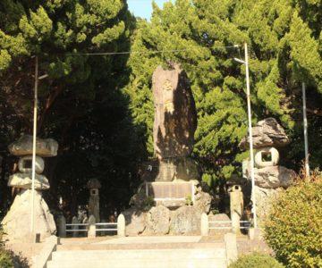 橘神社 忠霊塔
