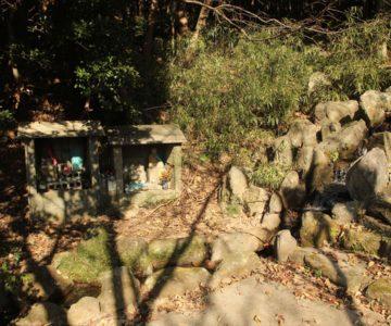 釜蓋城跡展望台