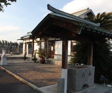八幡神社 手水舎
