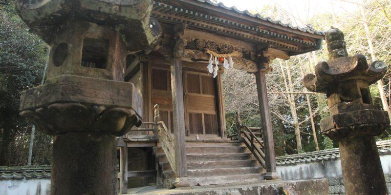 神代神社 本殿