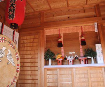 八幡神社 松風稲荷神社