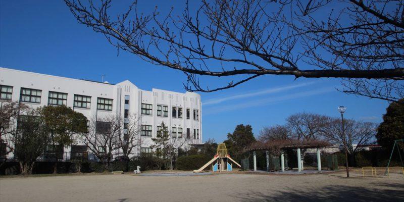 白山公園 島原第三小学校