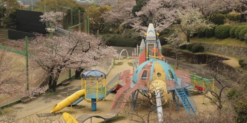 島原総合運動公園 桜 3/19