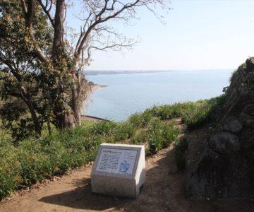原城 池尻口門跡