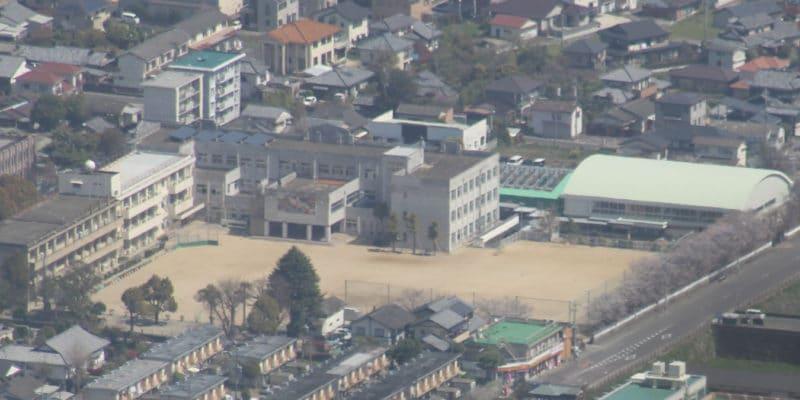 島原市立第一小学校