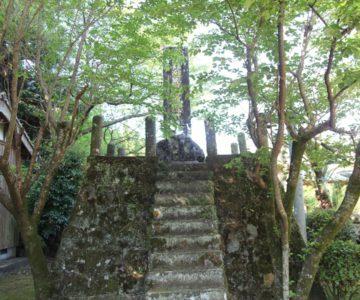 吾妻温泉神社 戦役忠魂碑