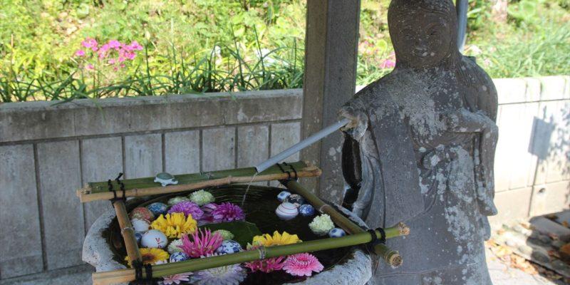 高城神社 手水鉢