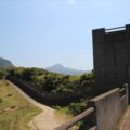 牧場の里あづま 万里の長城