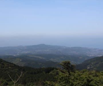 雲仙宝原つつじ公園 パノラマ展望台