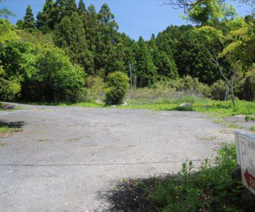 鮎帰りの滝 駐車場