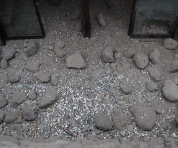みずなし本陣ふかえ 土石流被災家屋保存公園